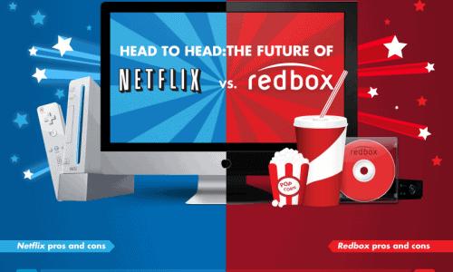 Netflix vs Redbox