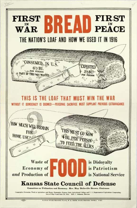 Bread Infographic