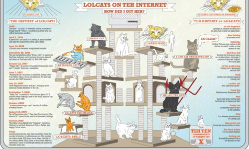 History of LOLcats