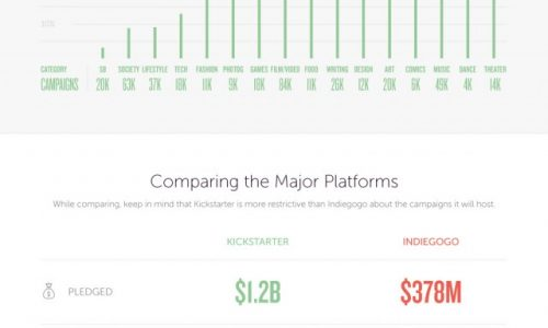 Crowd Funding 101 Infographic