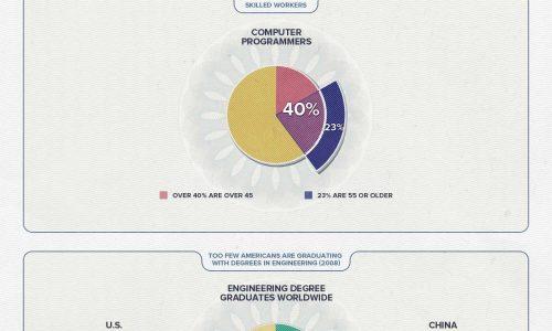 H-1B Visa Program Infographic